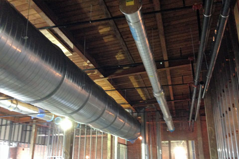 Raleigh Mechanical And Metals Inc Ductwork Fabricators